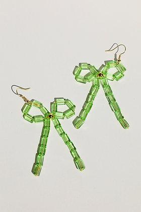 Lita Bow Drop Earrings