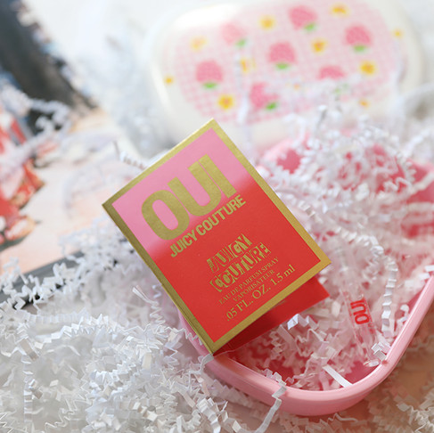 TOPBOX CIRCLE: JUICY COUTURE OUI