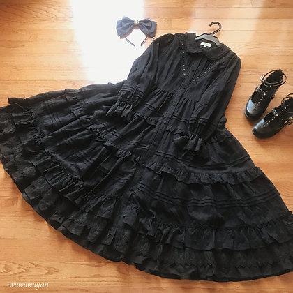 A-Sauce - Dear Cinderella OP - Black