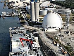 Cementterminal - Aalborg Portland