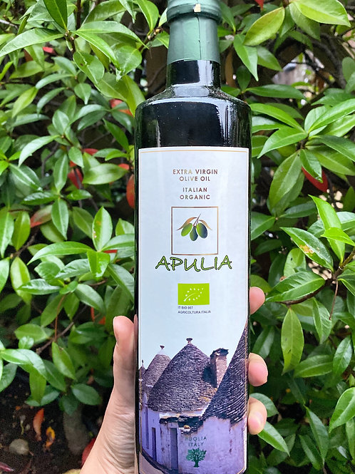 750 ml Organic Extra Virgin Olive Oil