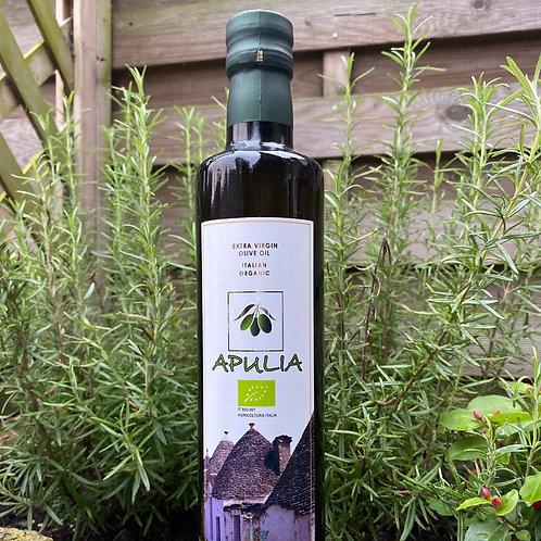 500 ml Organic Extra Virgin Olive Oil