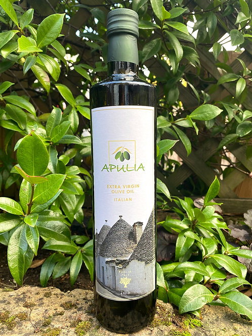 Apulia 0.75L Extra Virgin Olive Oil