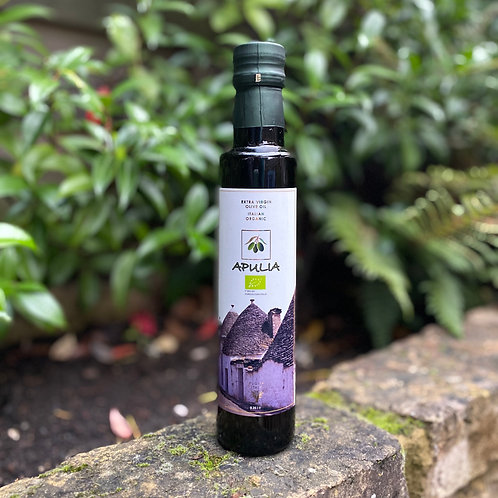 0.25L Organic Extra Virgin Olive Oil