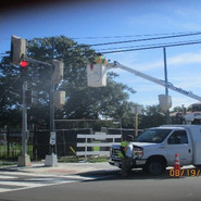 Activation of on the traffic signal at MLK & Cypress St, SE intersection