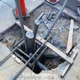 TS4 Foundation. (SE 16th. & Columbia)