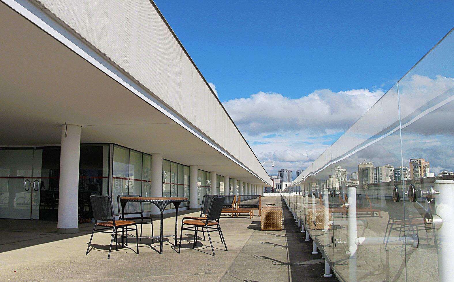 Museum of Contemporary Art MAC - SP