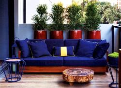 Cozy Project - Terrace