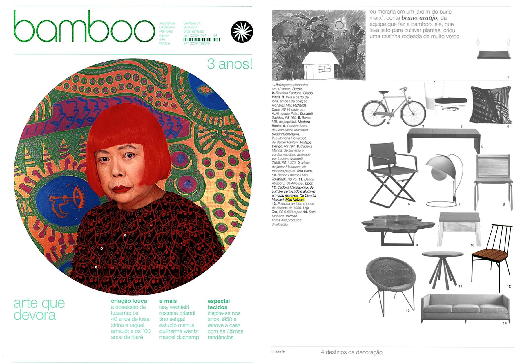 bamboo nº 34 - April 2014