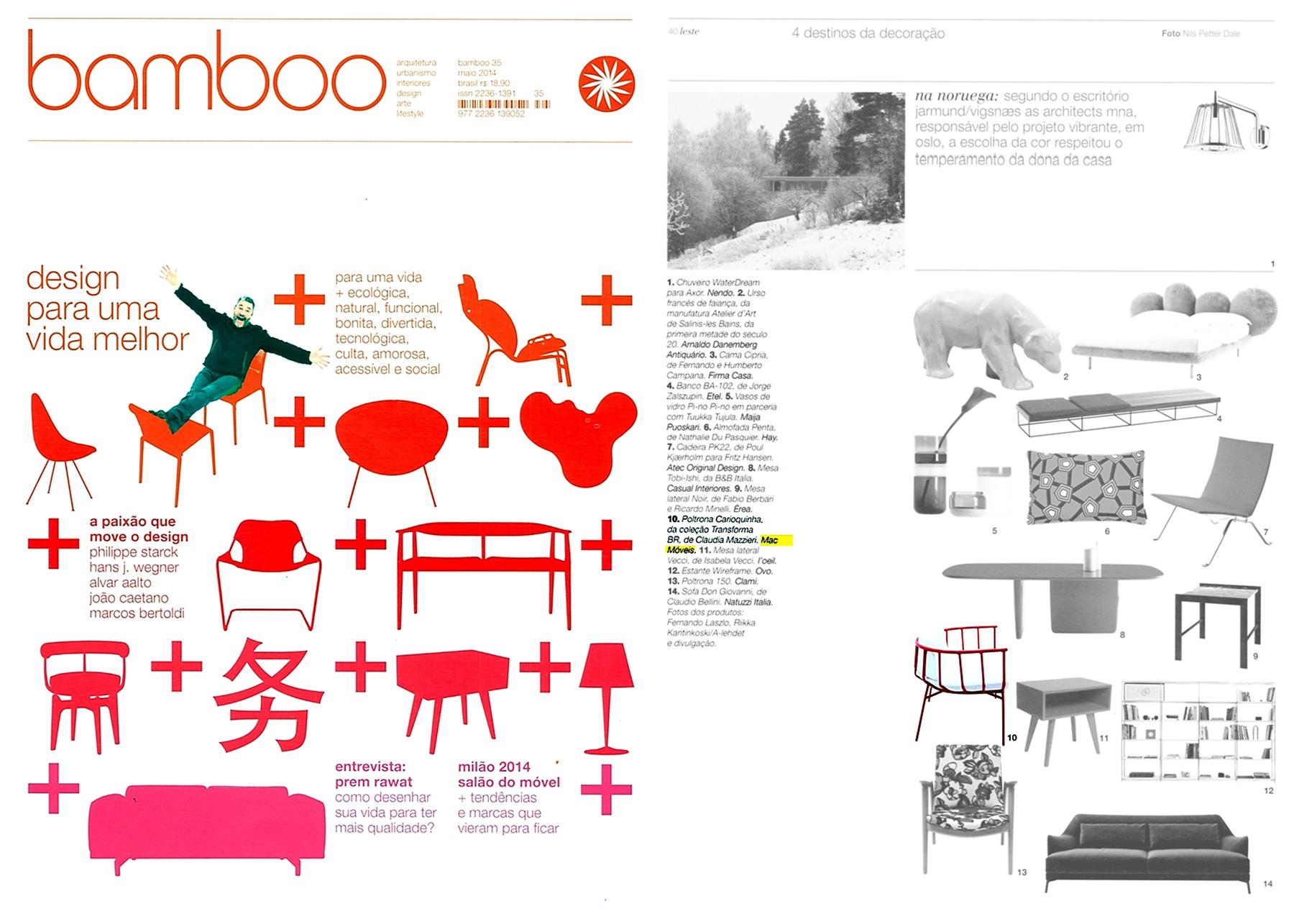 bamboo nº 35 - May 2014