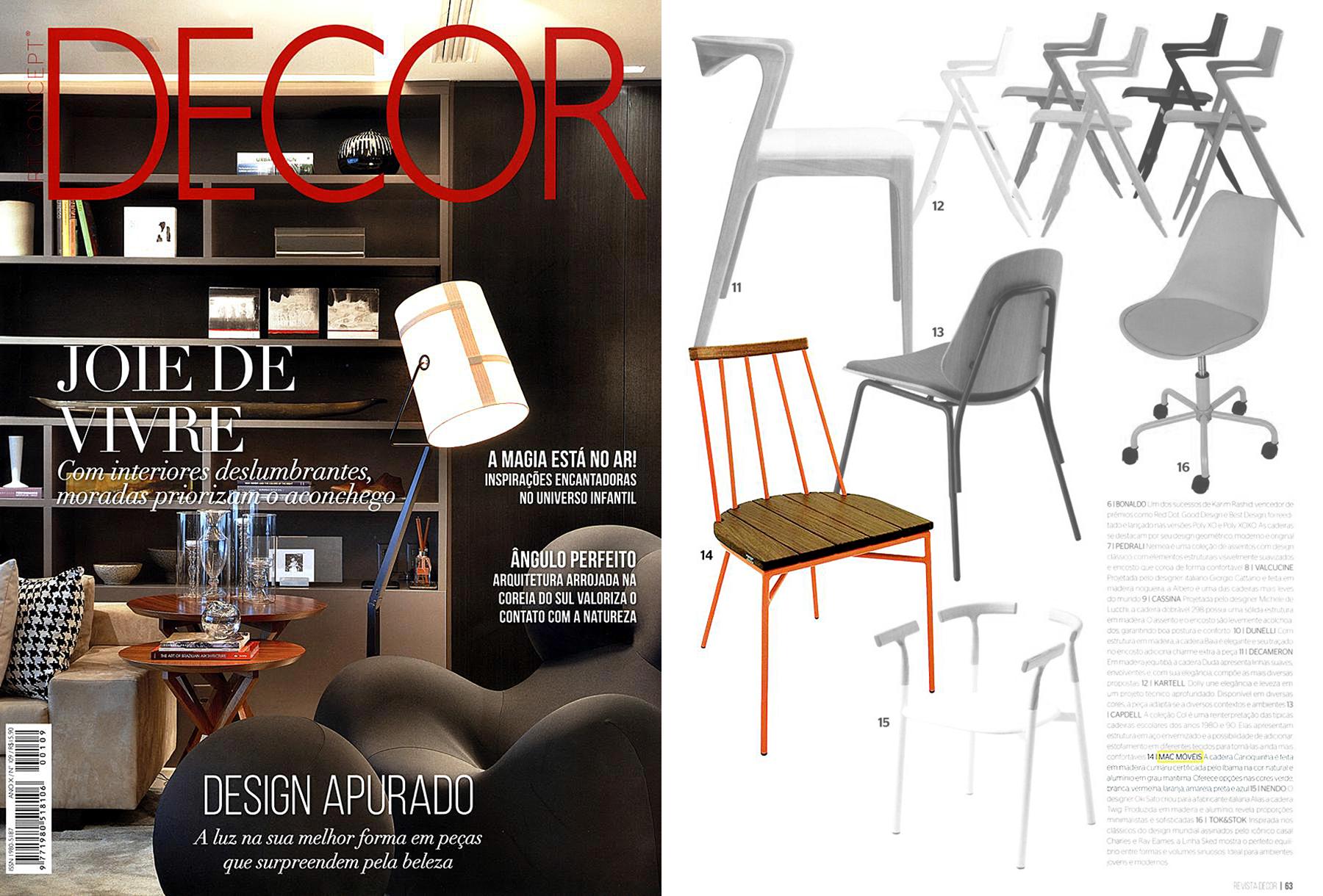 DECOR nº 109 - October 2015