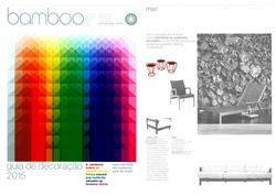 bamboo - Guia de Decoração 2015