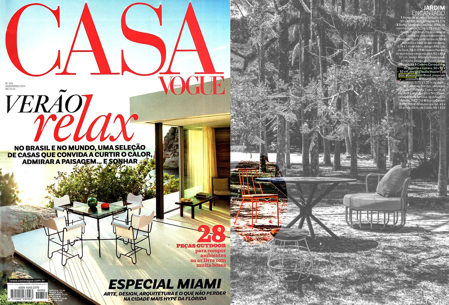 Casa Vogue nº 352 - December 2014