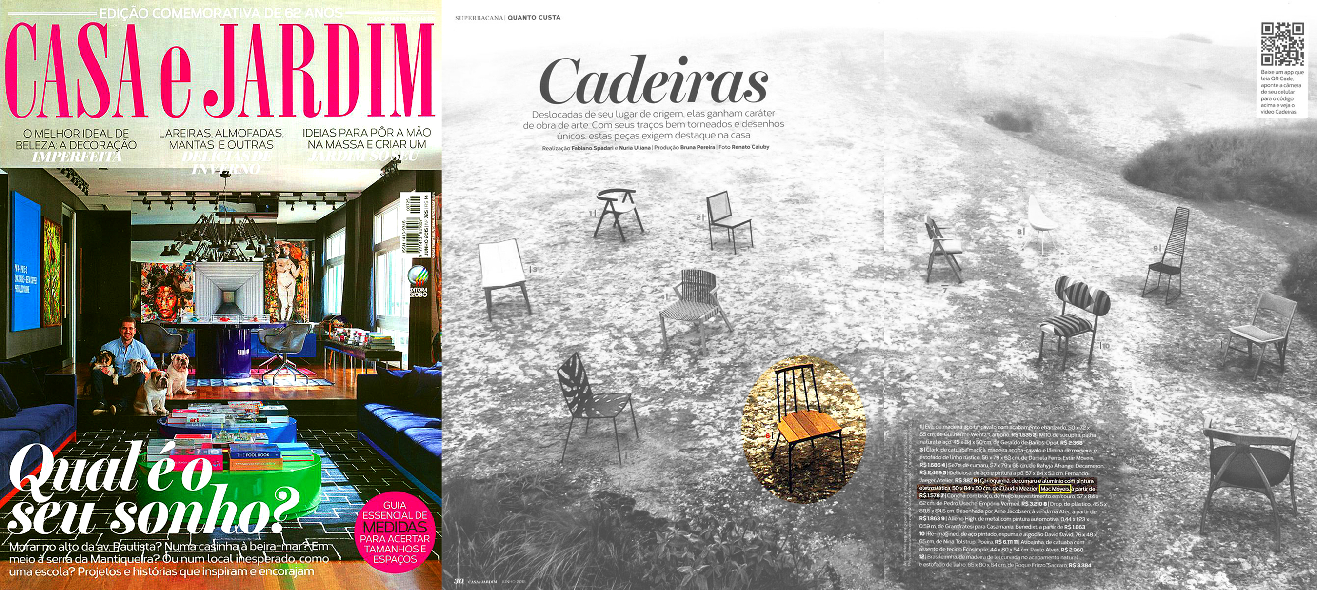 Casa e Jardim nº 725 - June 2015