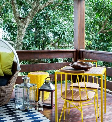 Progetto Casa da Lagoinha - Terrazzo
