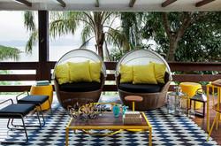 Casa da Lagoinha Project - Terrace