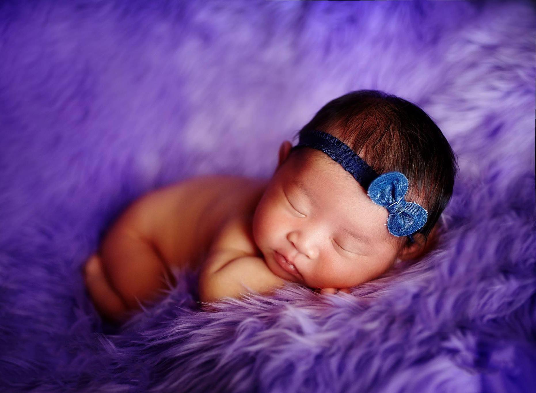 Baby Photography - Studio