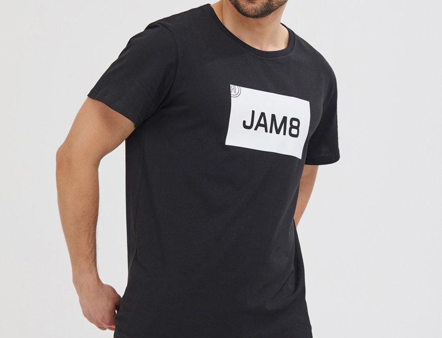 Футболка AXM02-2BLACK(JAM8)