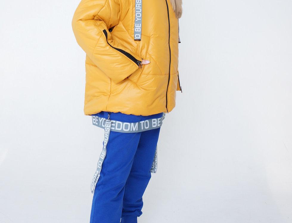Куртка-трансформер 3 в 1