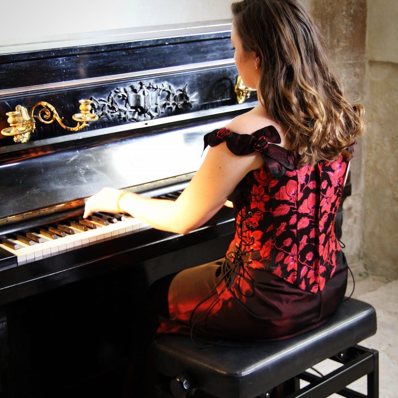 Photo Eskape clip piano