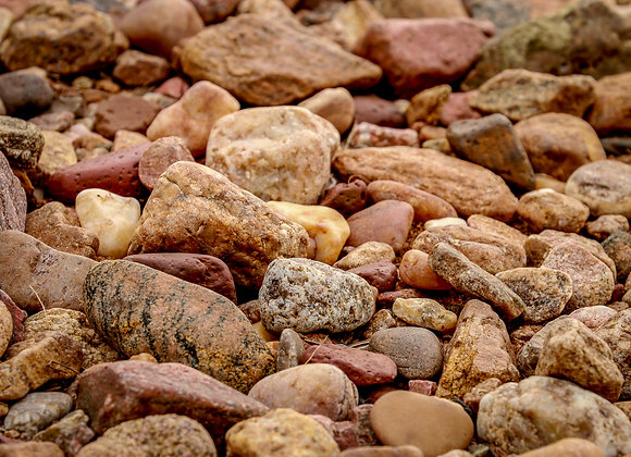 Limpopo River Stones I