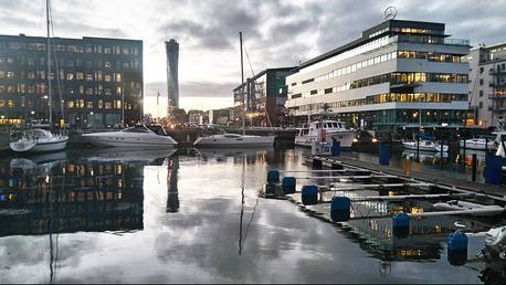 북유럽 도시풍경   The Nordic city