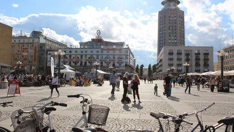 북유럽의 자전거 문화 Nordic bicycle culture