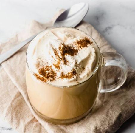 Café con Crema de Coco en polvo