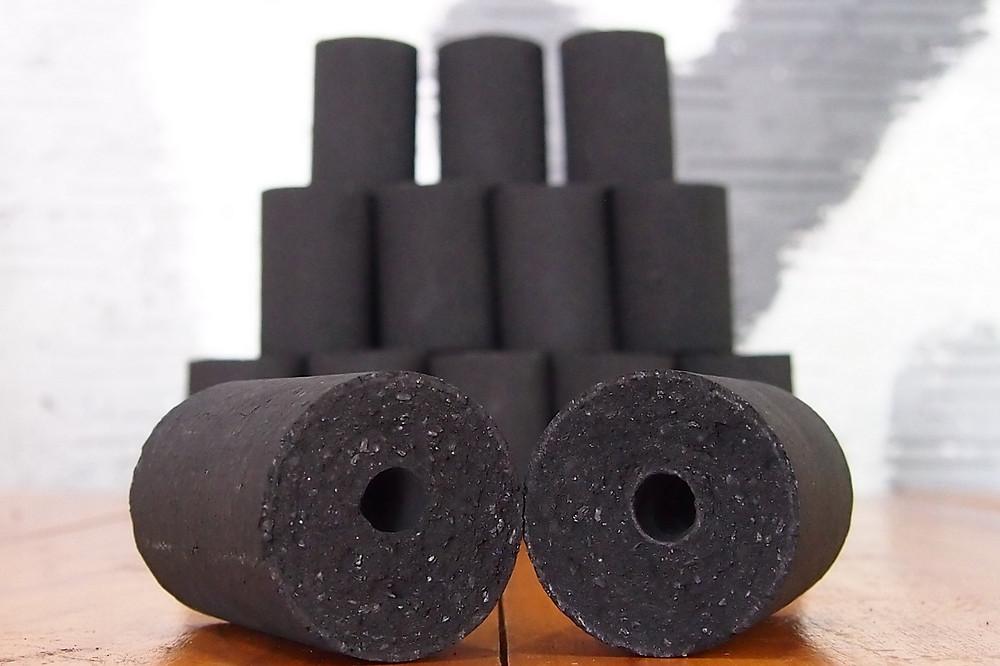 Carbón activado de coco y su variedad de usos