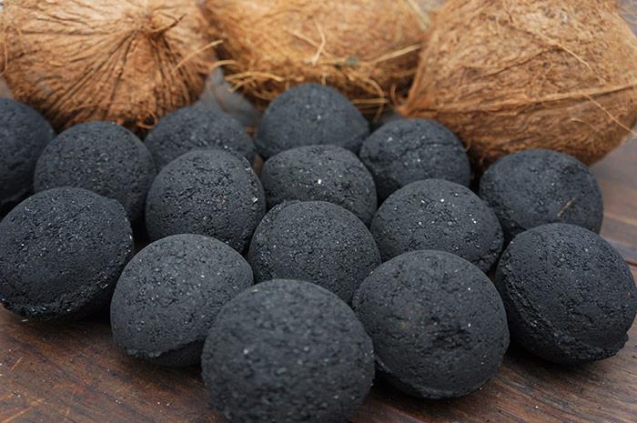 ¿Qué es el carbón activado de cáscara de coco?