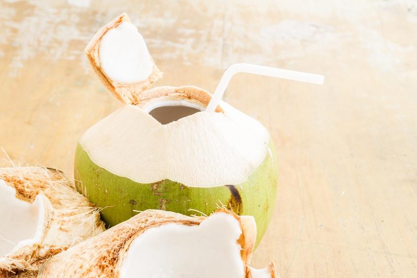 ¿Qué es el agua de coco?