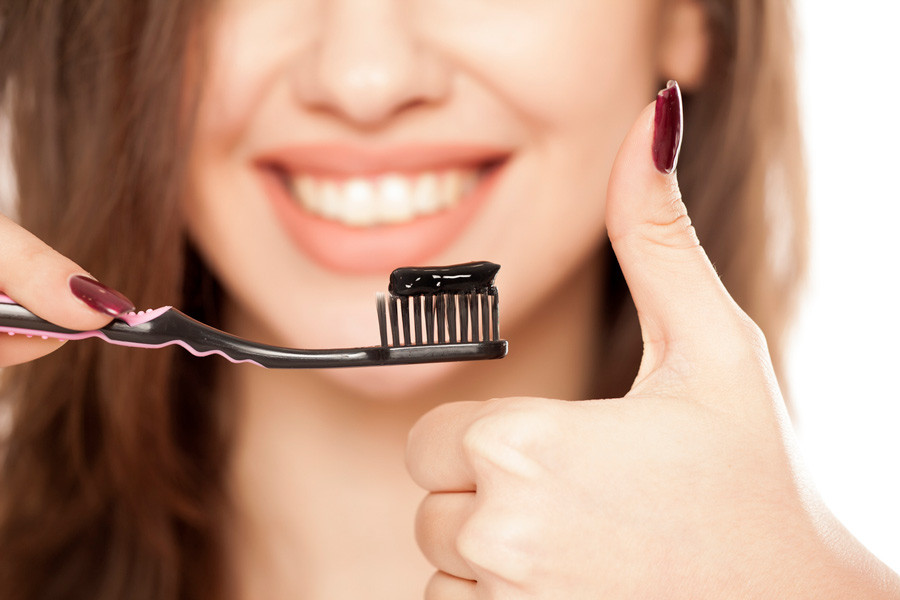 Beneficios de la crema dental de Carbón activado de Coco