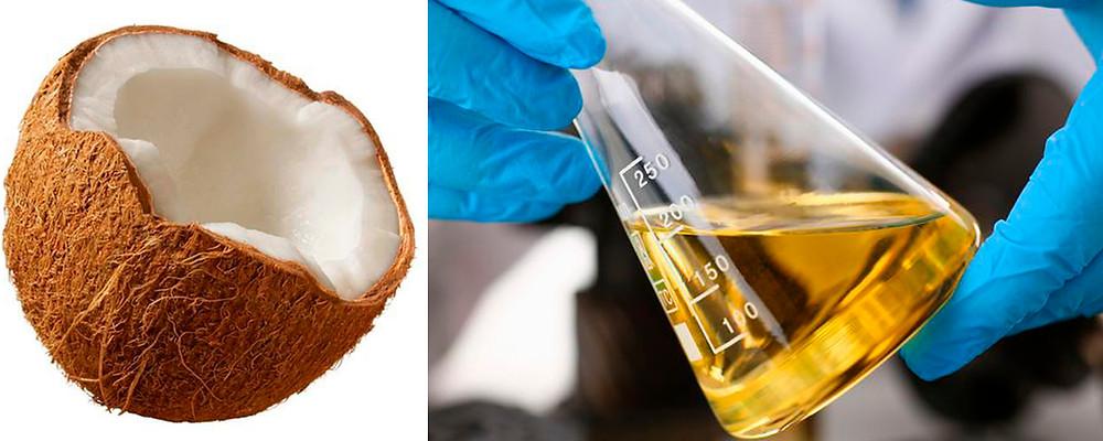 Aceite de Coco - Biodiesel