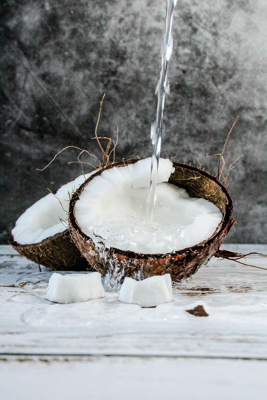 Beneficios escondidos de la Nata de Coco
