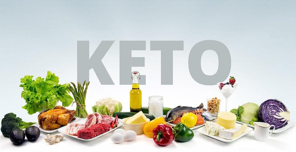 Sinergia con la dieta cetogenica