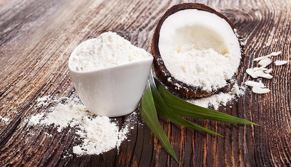¿Qué es la harina de coco?