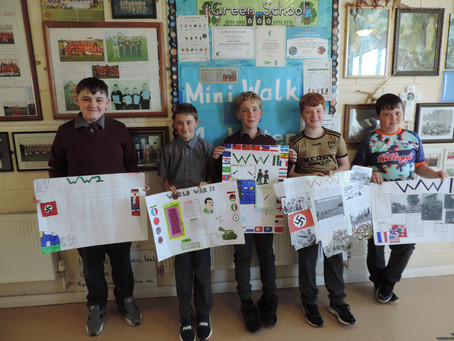 WWII projects