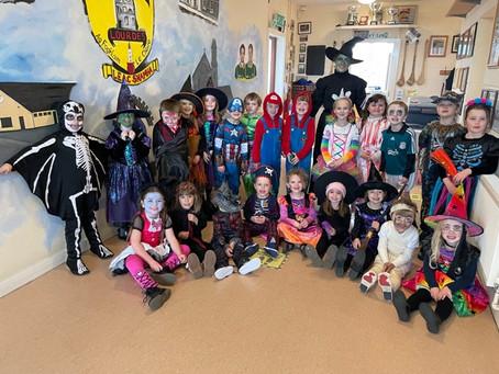 Have a Spook-tacular Halloween!