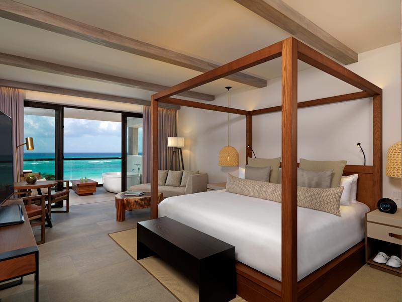 Unico Riviera Maya Resort Alcoba Ocean Front