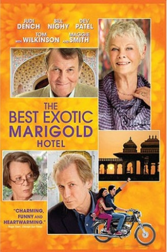 The Best Exotic Marigold Hotel Travel Movie