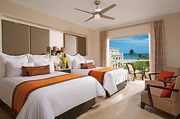 All Inclusive Dreams Tulum Resort Mexico Deluxe Ocean View Room