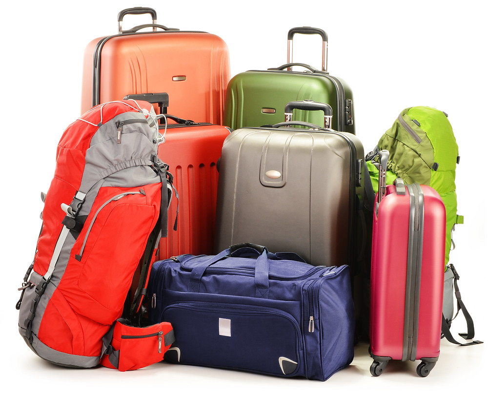 Luggage EverAfter Travel Agency