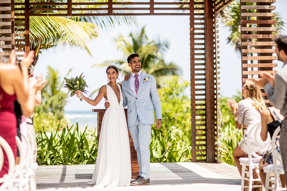 All Inclusive Destination Wedding Mexico Unico Resort