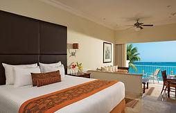 All Inclusive Dreams Tulum Resort Mexico Preferred Club Junior Suite Ocean Front Room