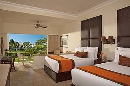 All Inclusive Dreams Tulum Resort Mexico Preferred Club Junior Suite Garden View Room