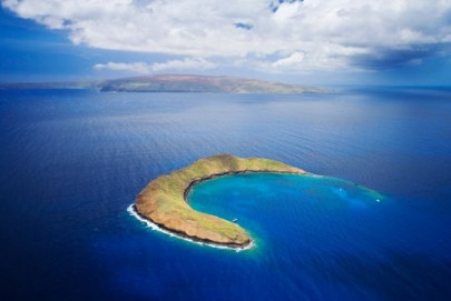 Molokini Crater Maui Hawaii EverAfter Travel Agency