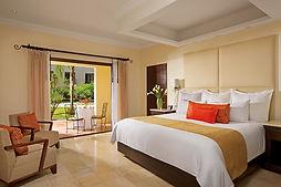 All Inclusive Dreams Tulum Resort Mexico Deluxe Garden View Room