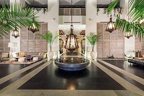 Unico Riviera Maya Mexico Wedding Lobby