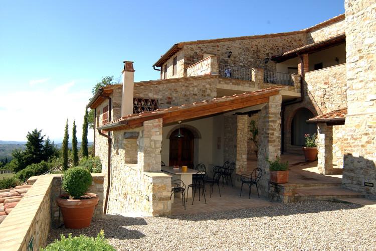 Italian Villa Tuscany Chianti Italy Europe EverAfter Travel Agency