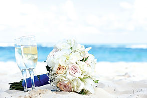 Royalton Punta Cana Bouquet and Champagn